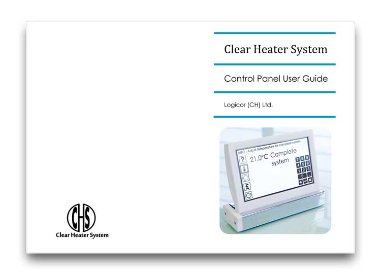 Clear Heater System User Guide Update