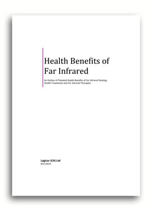 Report showing the health benefits of far infrared