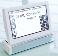 Control Panel is Energy Saving Trust Recommended